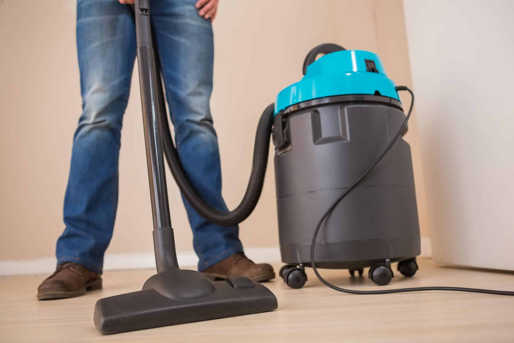 This is a picture of a carpet cleaner services.